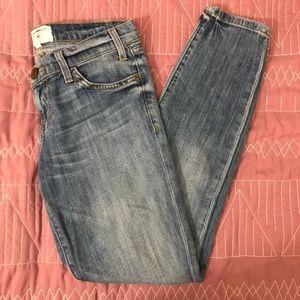 Current Elliott 'stiletto' skinny jeans